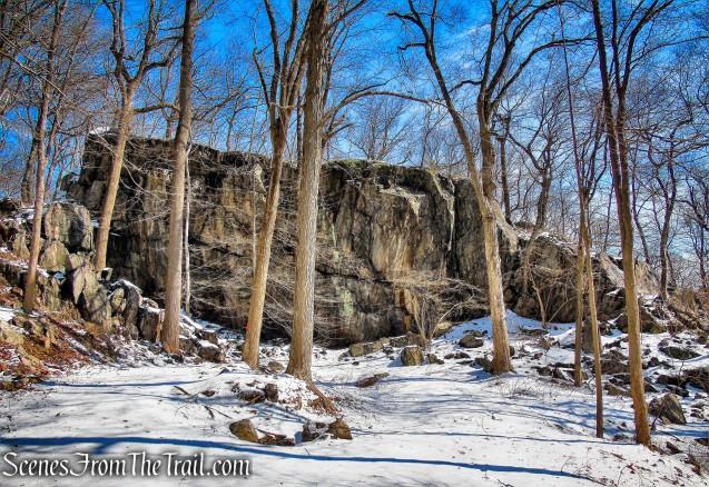 Raven Rock - Rockefeller State Park Preserve