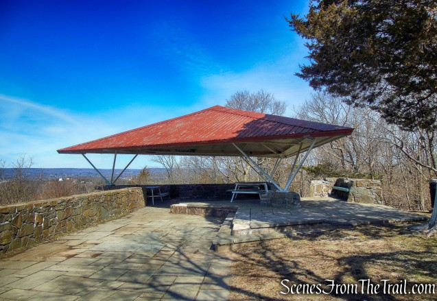 English Shelter - East Rock Park