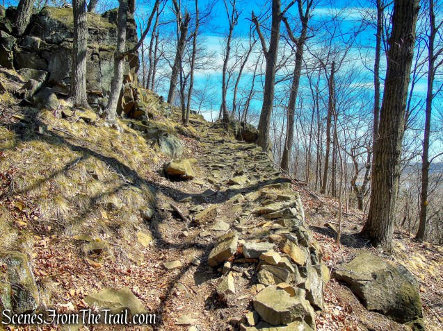 Yellow Trail - East Rock Park