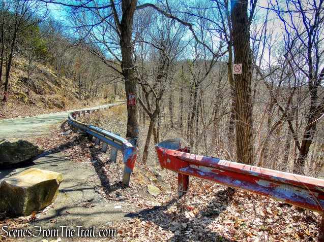 Blue Trail - East Rock Park