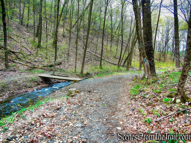 Mattabesett Trail - Giuffrida Park