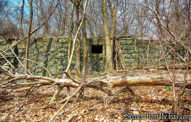 Zabriskie Ruins - Cliff Dale