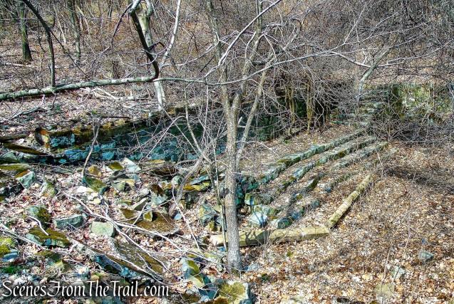 pool - Zabriskie Ruins - Cliff Dale