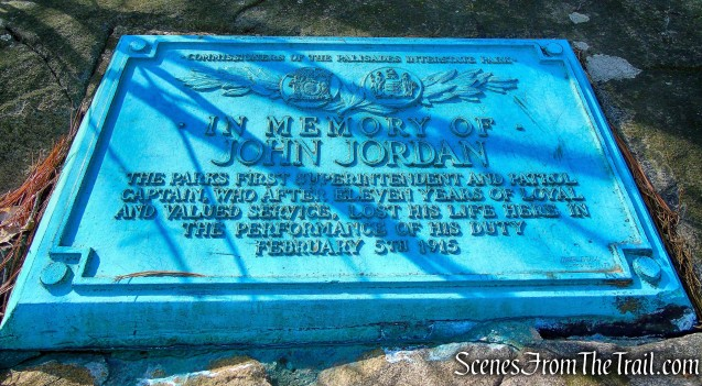 John Jordan Memorial - Shore Trail