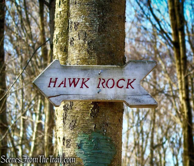 Hawk Rock Trail