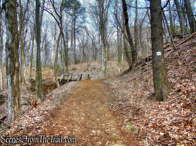 White Trail - Hubbard Park