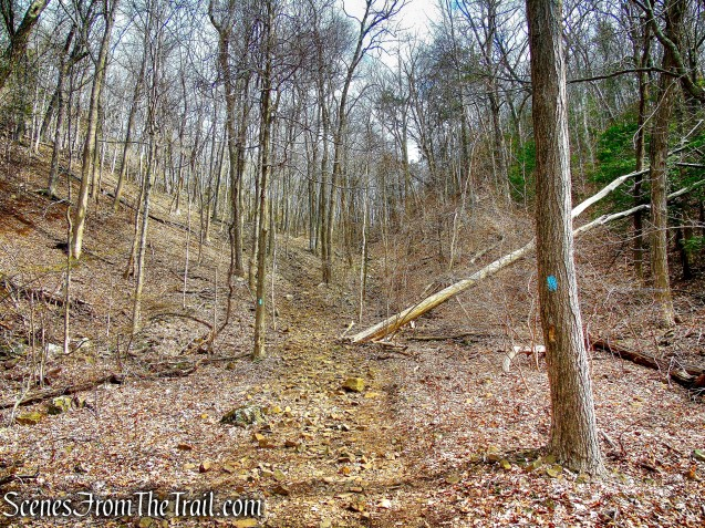 Metacomet Trail - Hubbard Park
