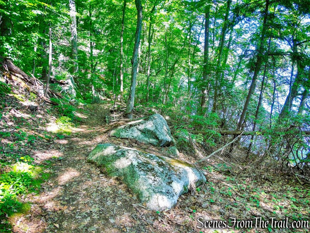 White Trail - Squantz Pond State Park