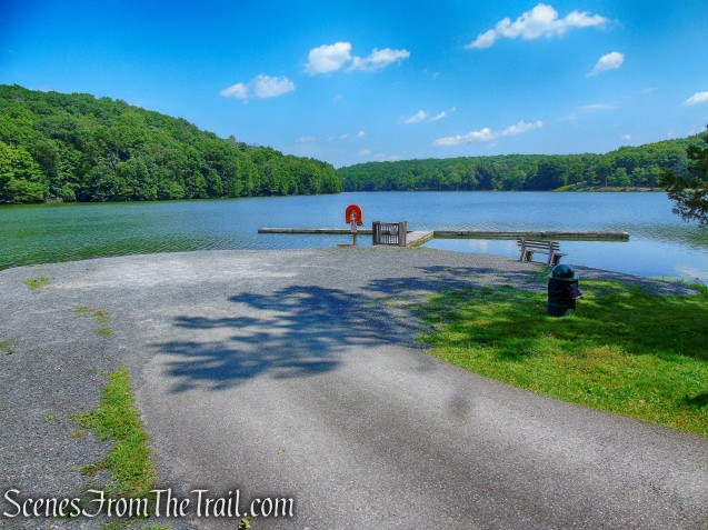 Boat Launch - Winding Hills Park