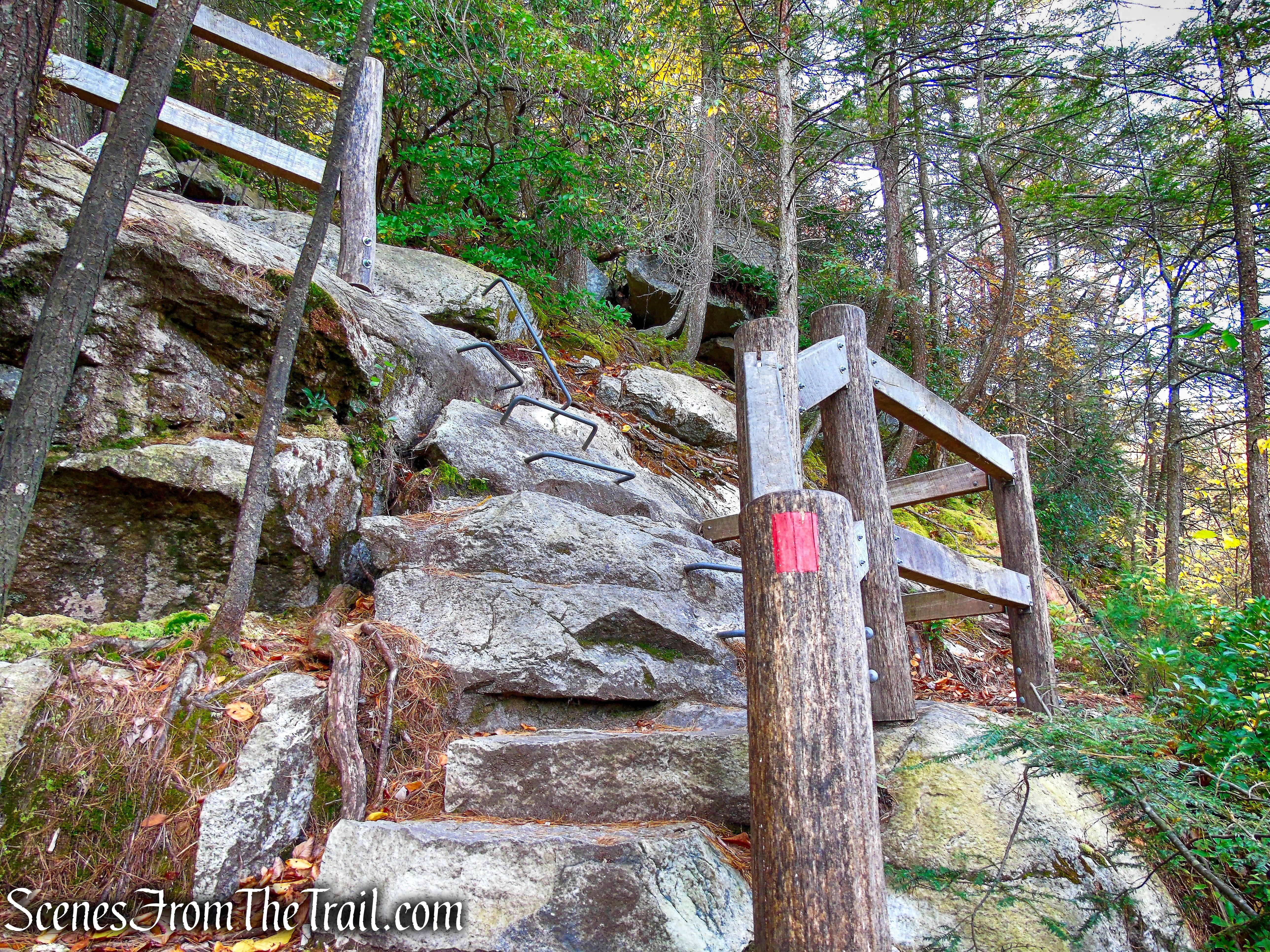 Stony Kill Footpath - Minnewaska State Park Preserve