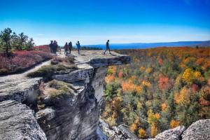 Gertrude's Nose - Minnewaska State Park Preserve