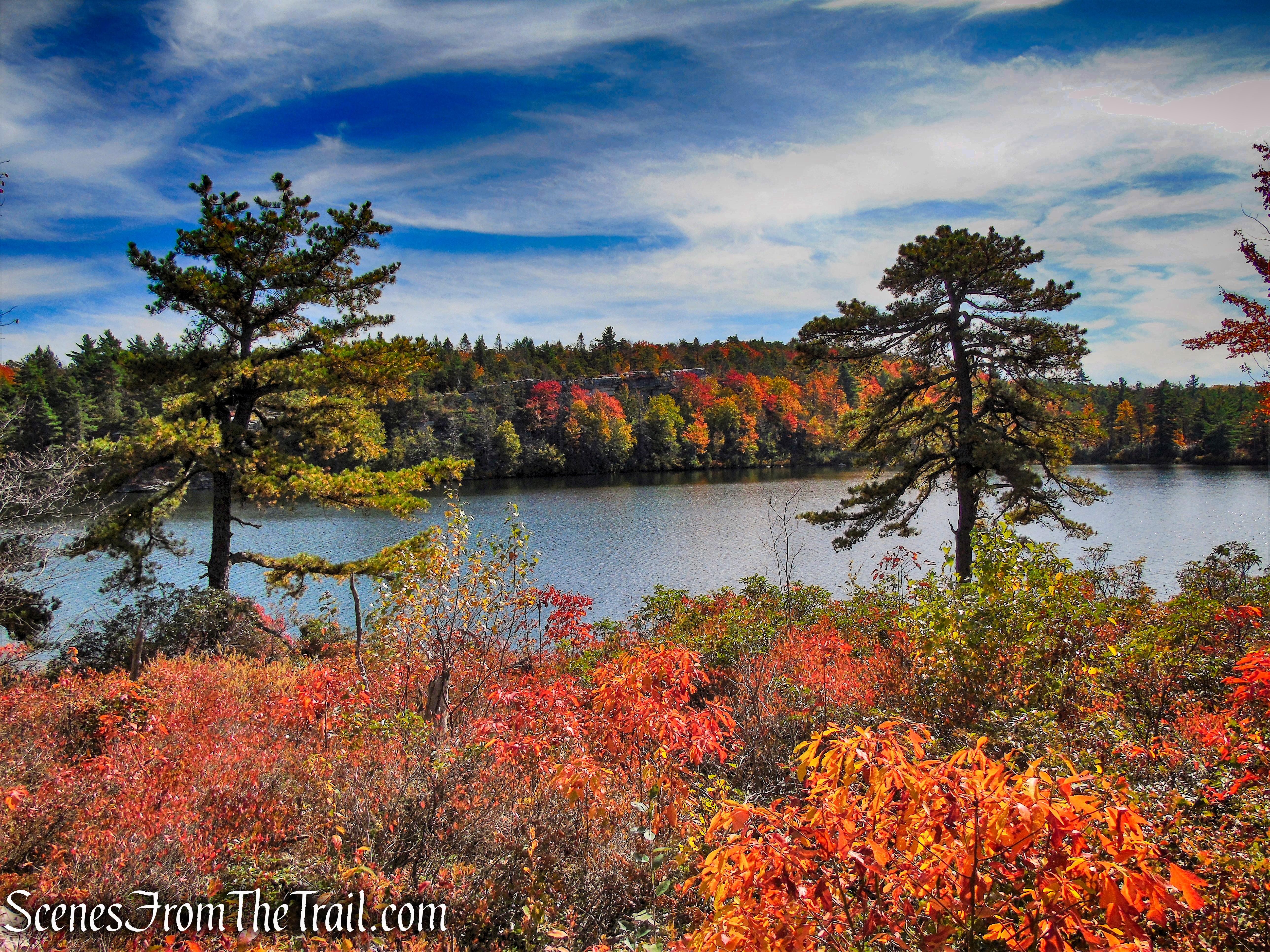 Lake Awosting - Minnewaska State Park Preserve