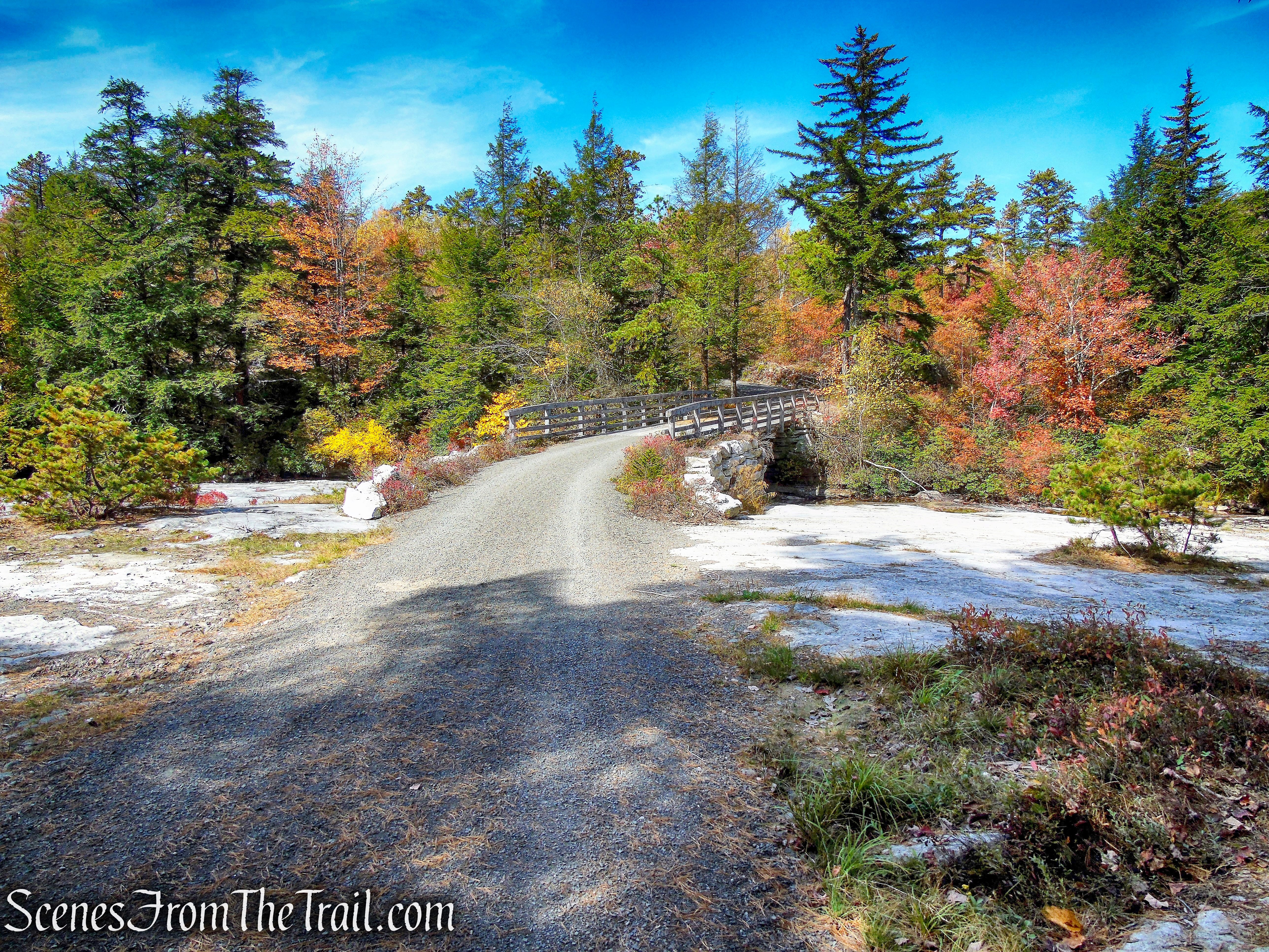 Smiley Carriage Road - Minnewaska State Park Preserve
