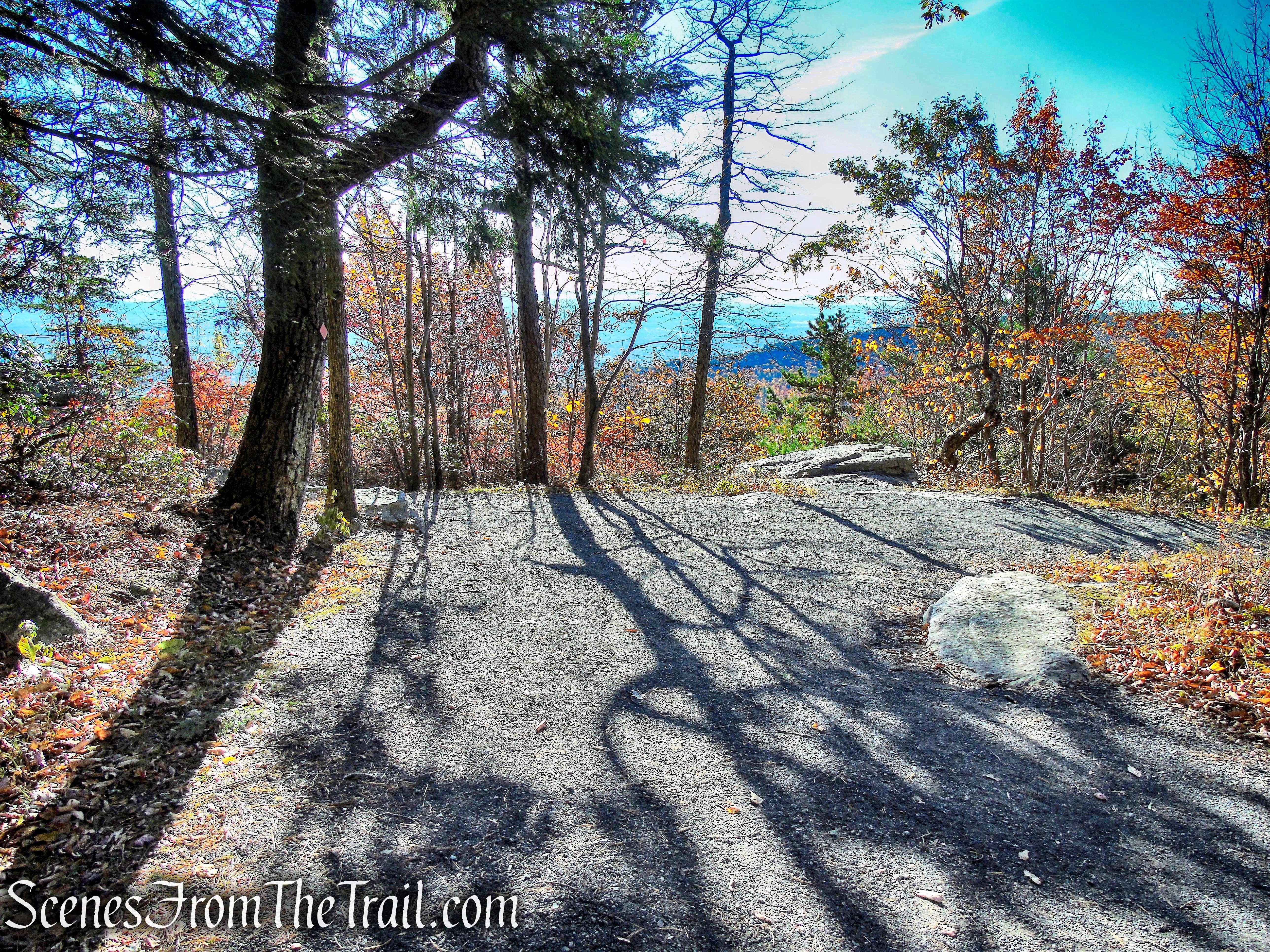 Lake Minnewaska Carriage Road - Minnewaska State Park Preserve