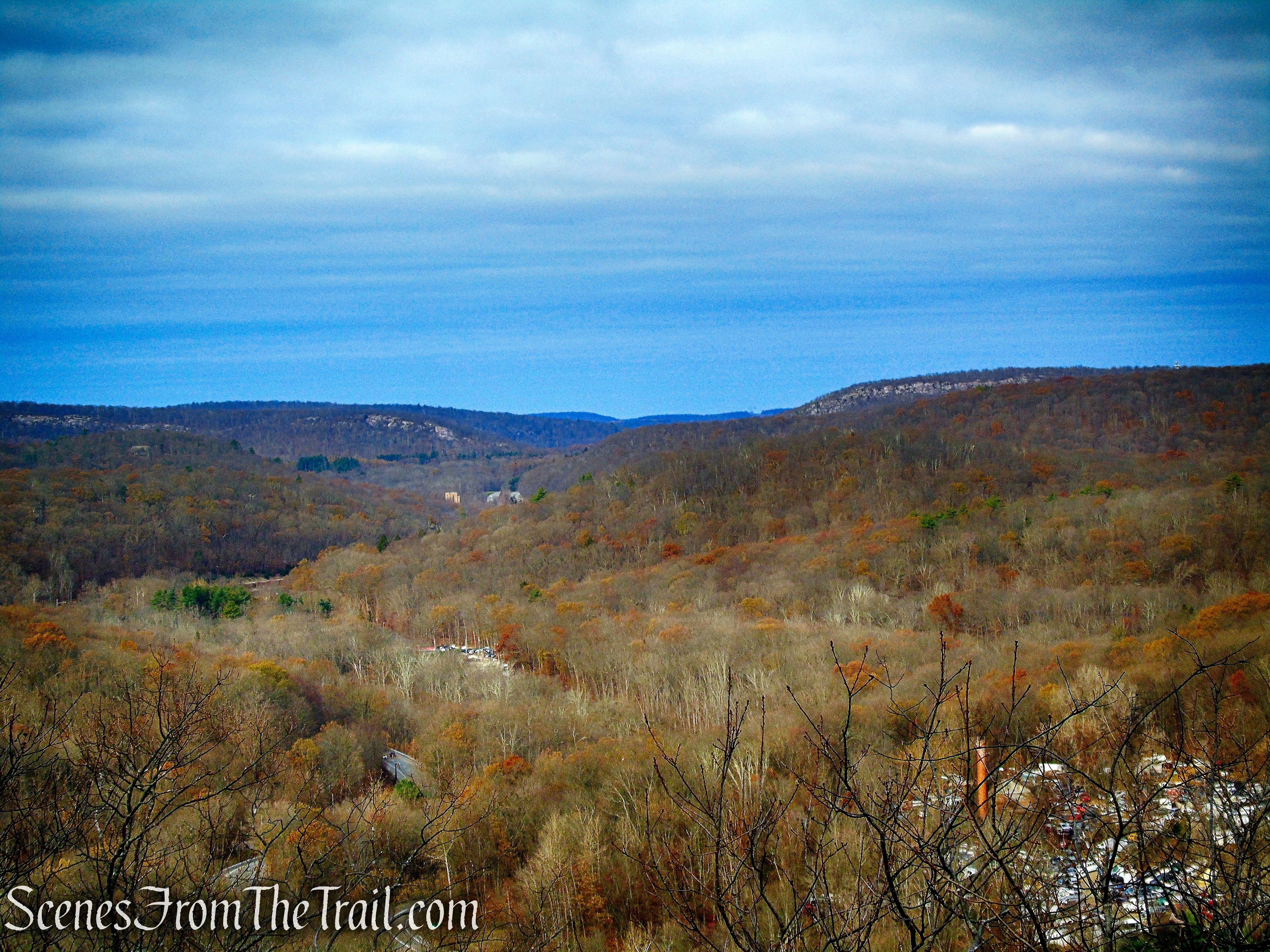 Blue Trail Overlook - Silas Condict County Park