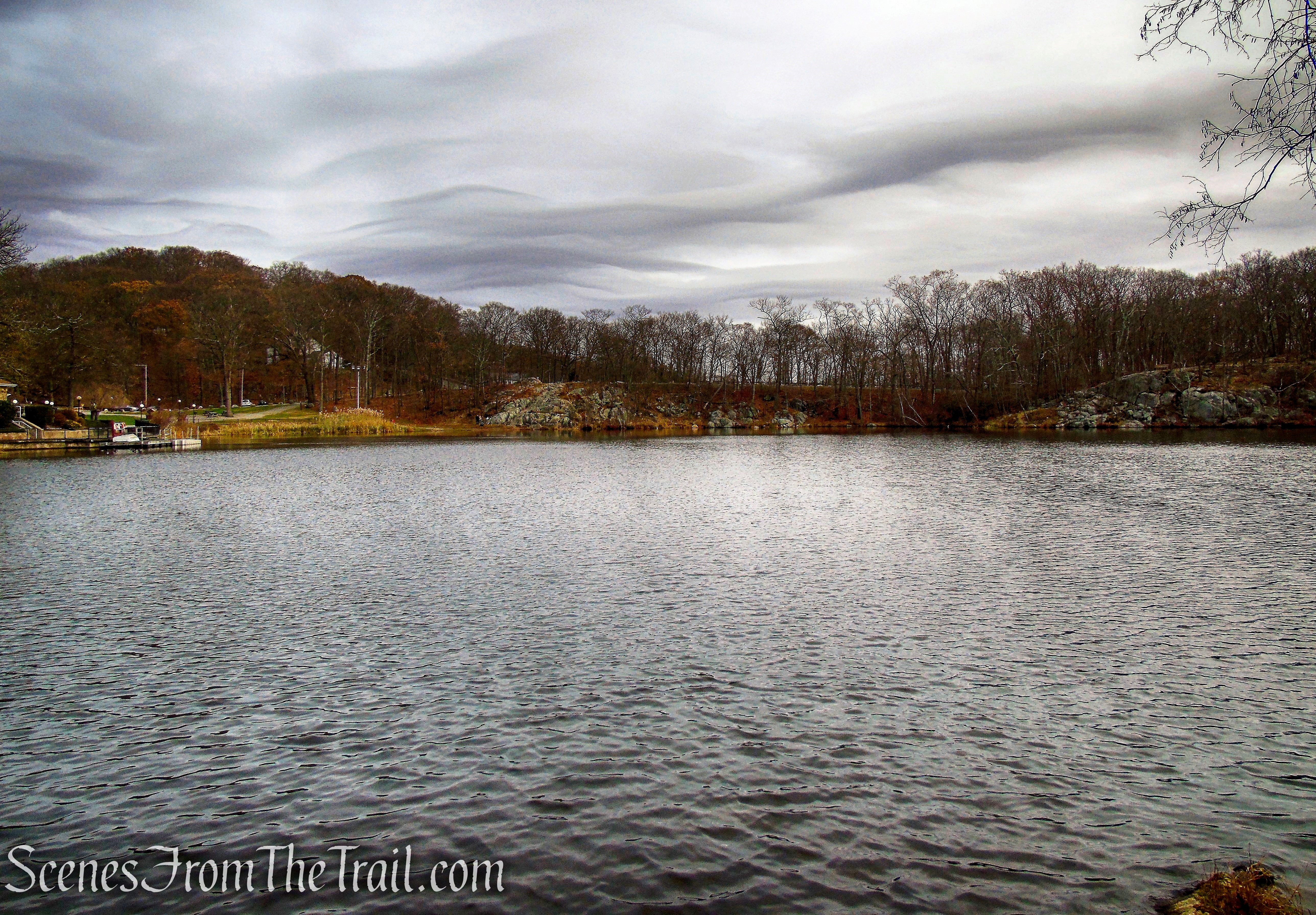 Canty Lake - Silas Condict County Park