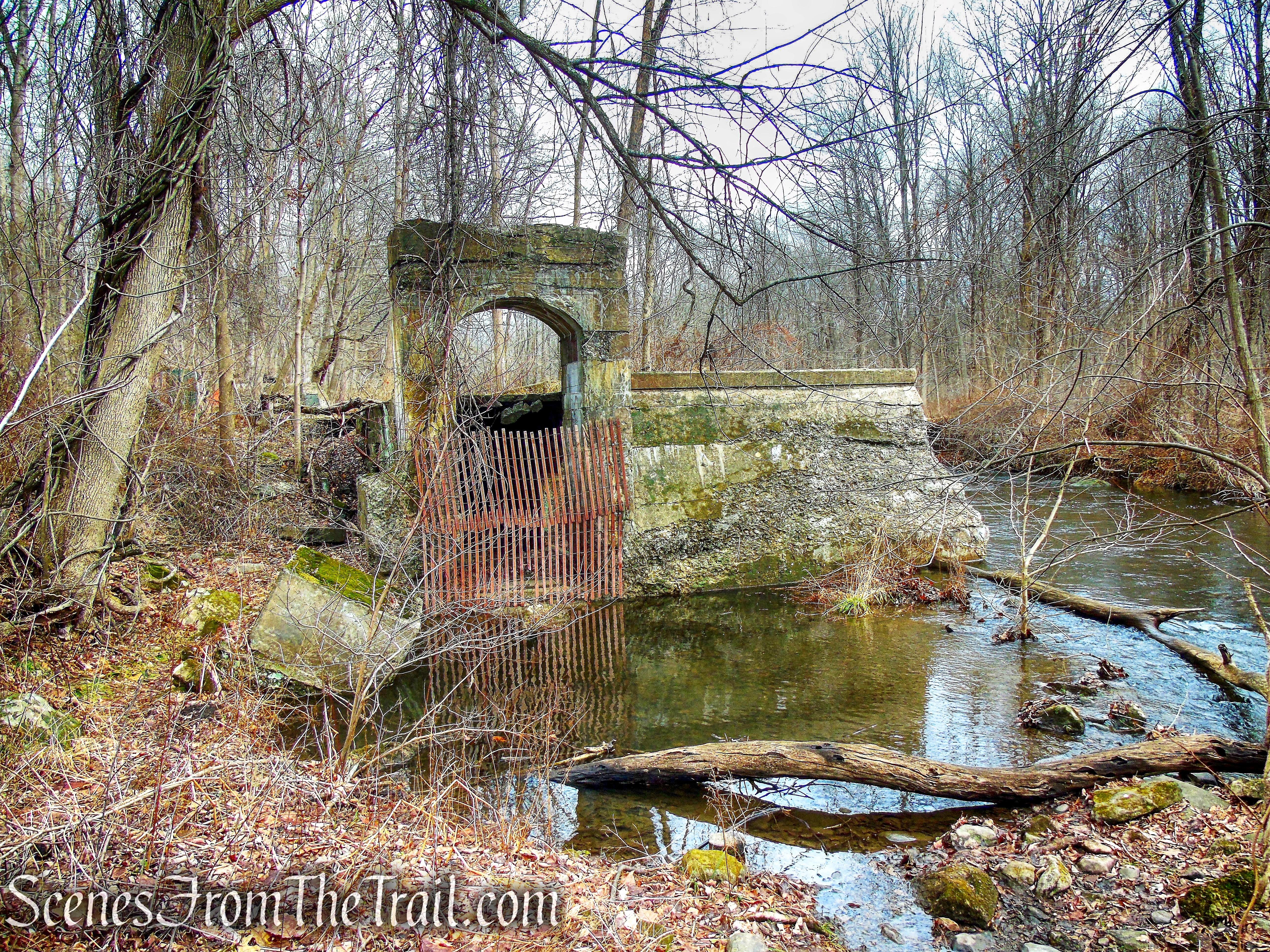 Blauvelt Mill Ruins - Kakiat Park