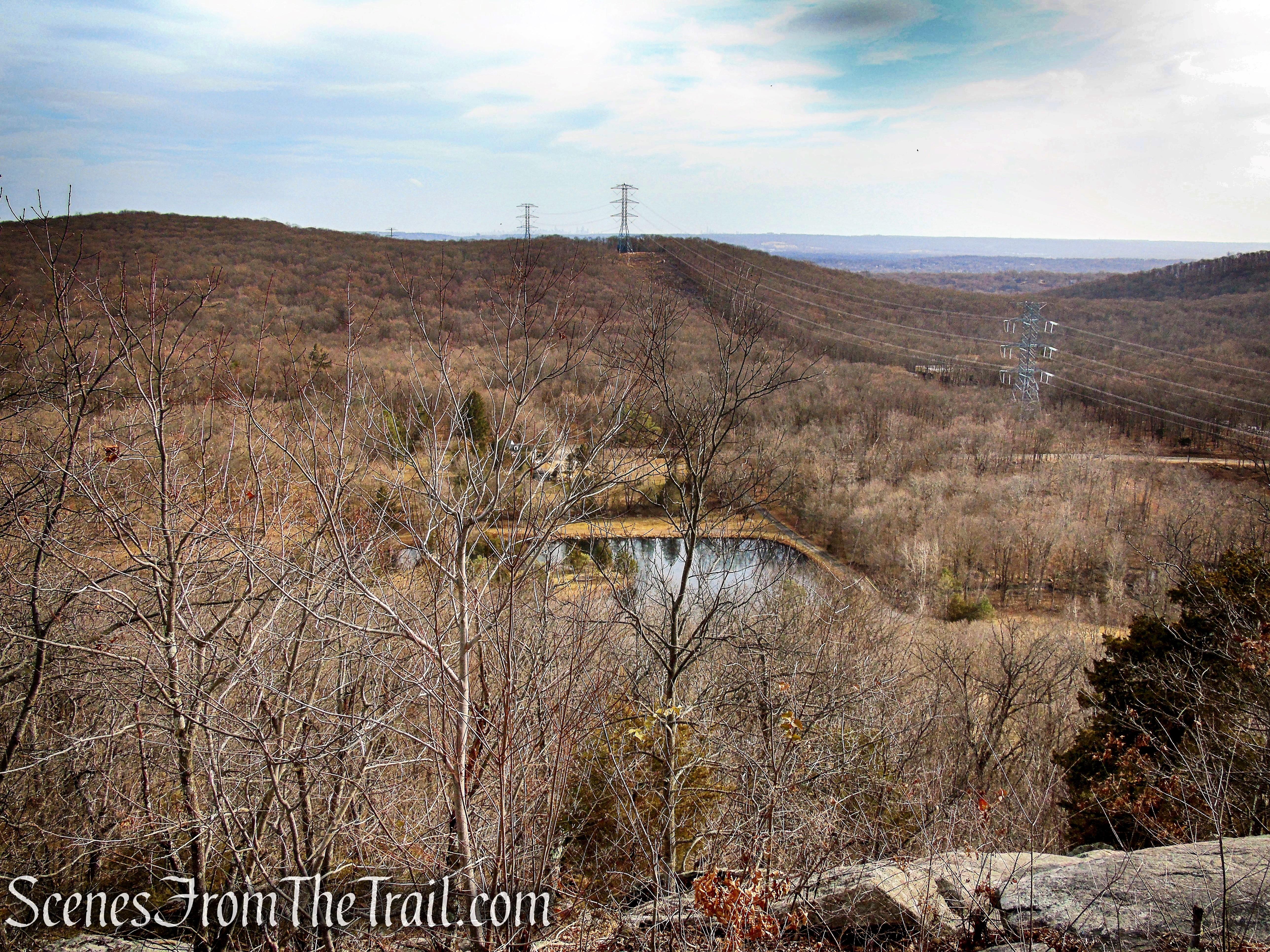 Viewpoint #1 - Blue Trail