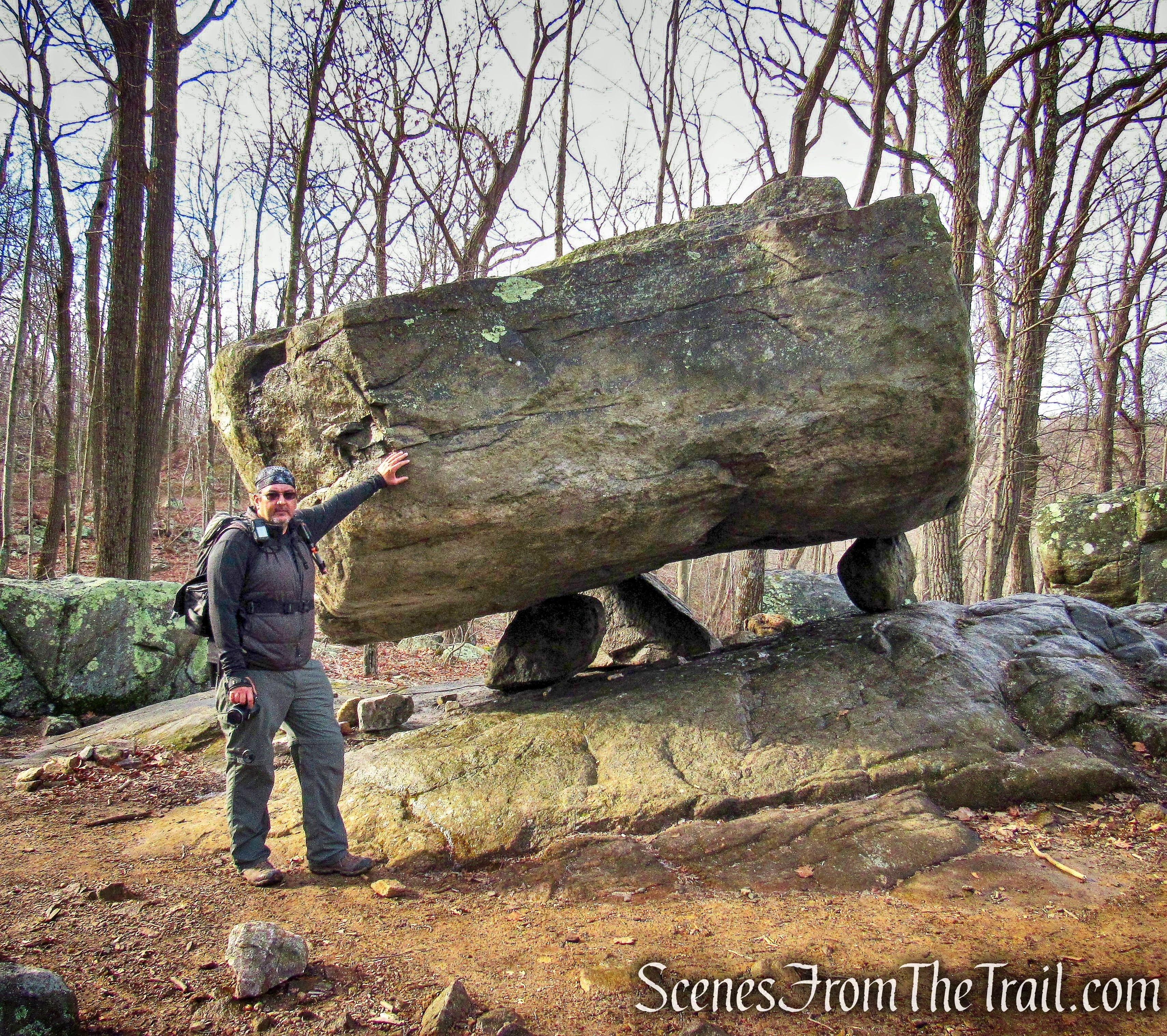 Pyramid Mountain Loop – Pyramid Mountain Natural Historic Area