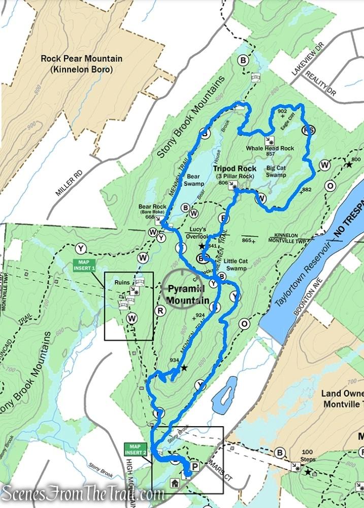 Pyramid Mountain Natural Historic Area