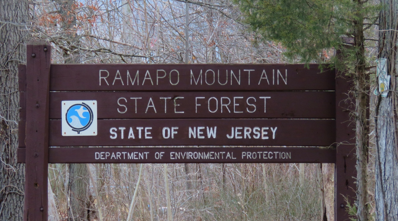 Ramapo Mountain State Forest