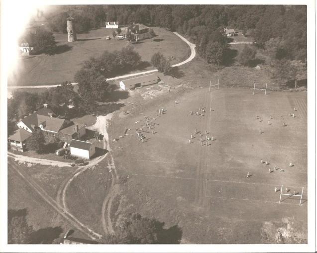 Camp Columbia Aerial