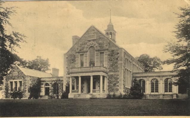 Goodhue Memorial Hall