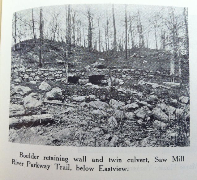 twin culverts - Buttermilk Ridge County Park
