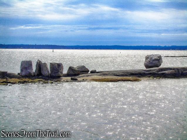 Stonehenge of The Bronx - Hunter Island