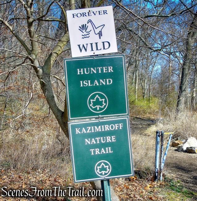Kazimiroff Nature Trail - Hunter Island