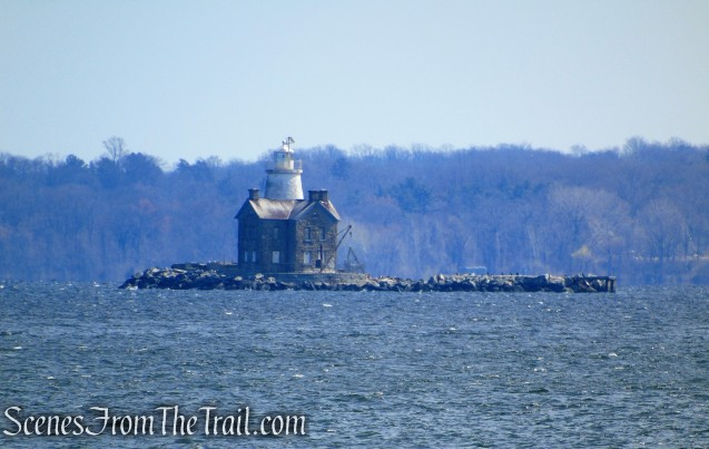 Execution Rocks Lighthouse from Two Tree Island