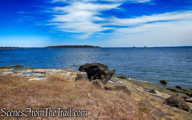 Sphinx Rock - East Twin Island