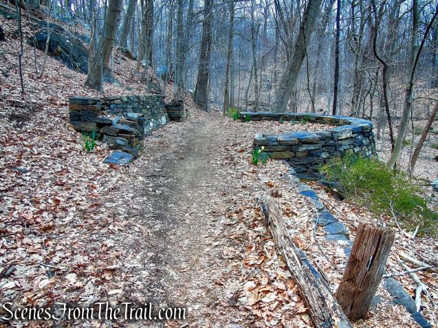 Blue Trail - Buttermilk Ridge County Park