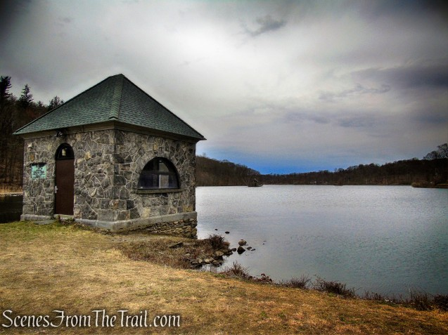 gatehouse - Tarrytown Reservoir