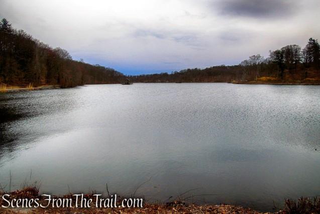 Tarrytown Reservoir - Lower Lake