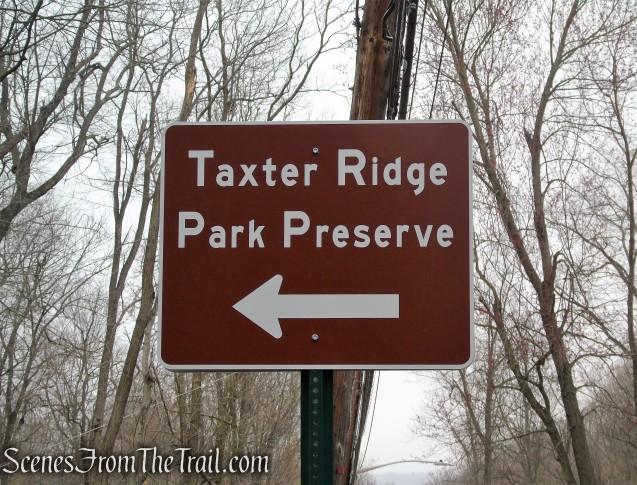 Taxter Road Trailhead