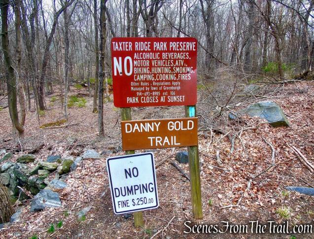 Mt. Pleasant Lane Trailhead