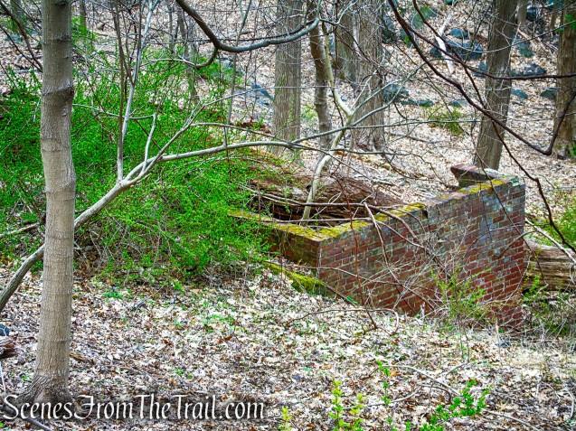 Woody Crest ruins - Taxter Ridge Park Preserve