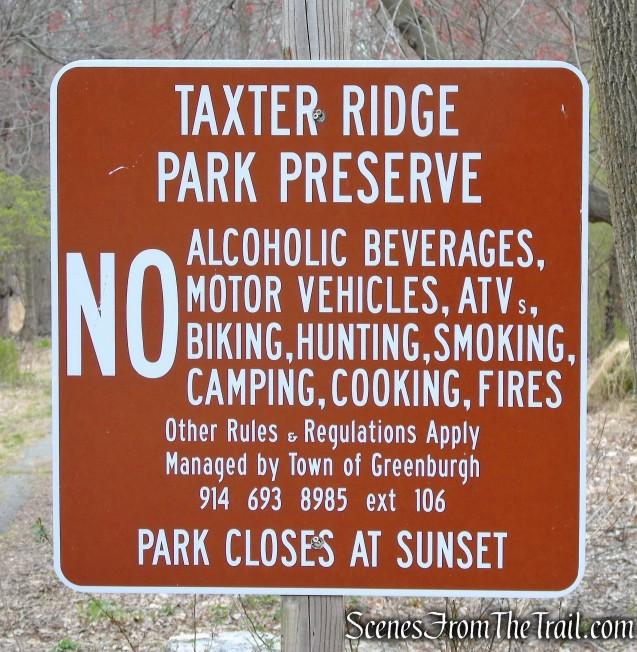 Taxter Ridge Park Preserve
