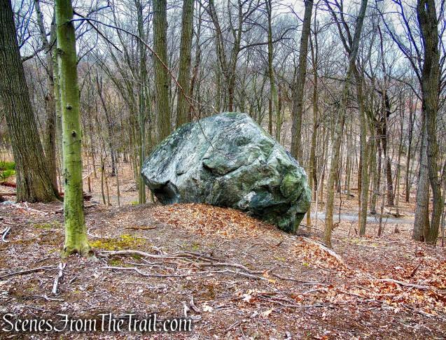 The Boulder - Taxter Ridge Park Preserve