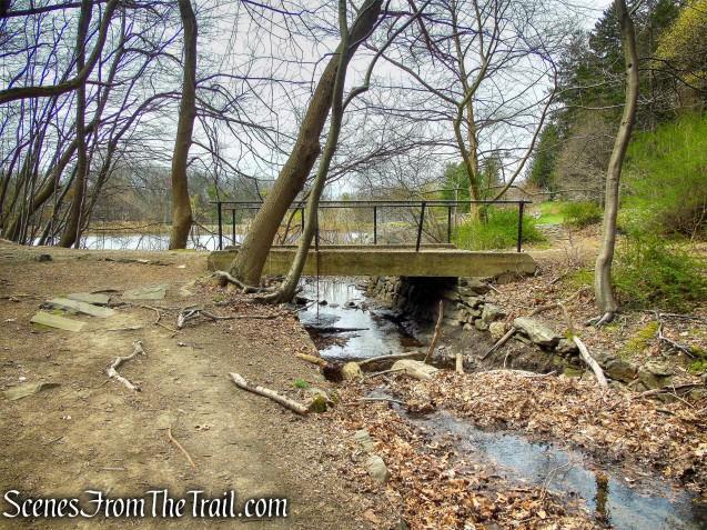 BB Trail - Irvington Woods