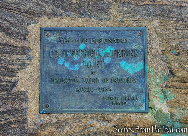 Jenkins Rock - Irvington Reservoir