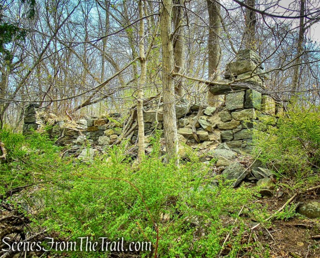 stone ruins - HG Trail