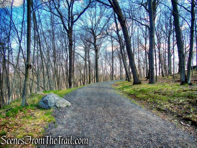 Eagle Hill Trail - Rockefeller State Park Preserve