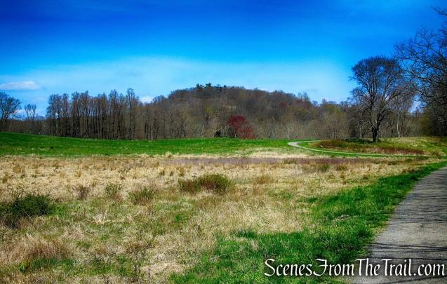 Canter Alley Trail - Rockefeller State Park Preserve