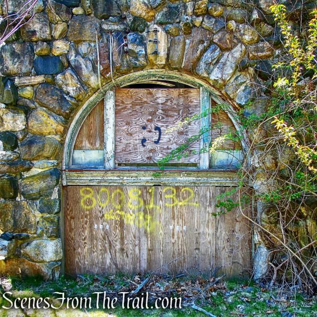 stone pump house - Pocantico Lakes County Park