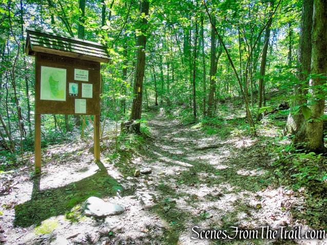 Selectmen's Path - Mica Ledges Preserve