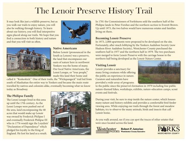 Lenoir Preserve History