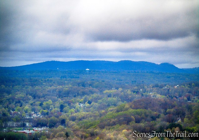 Sleeping Giant from South Mountain