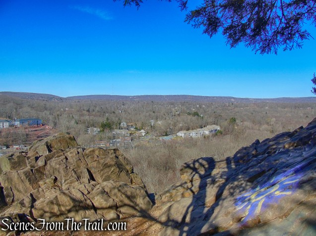 Quinnipiac Trail - Sleeping Giant State Park